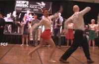 Sacramento Music Festival's 2013 Swing/Lindy Dance Contest Finals